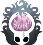 Hollow Knight - T-shirt Print by Grivous