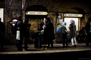 mind the gap by Frall
