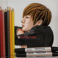 leeteuk by Angelii-D