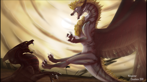 Vulture! by Midwinter-Countess