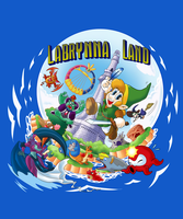 Labrynna Land by SoVeryUnofficial