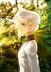 Time of Greenery by Noctuart