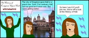 History of Kingston-Upon-Hull by Holsmetree