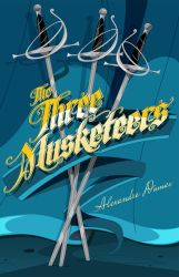 The Three Musketeers by MikeMahle
