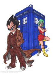 DR WHO? by Galtharllin
