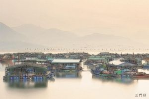 Floating Village. by johnchan