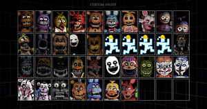 UCN Remastered WIP 5 by Dav-oo