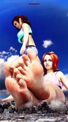 Giantess 104 by GNBB