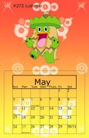 May Ludicolo by BrittanysDesigns