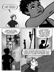 The End 04 - Brush Of Hope Preview 1 by thescarletspider