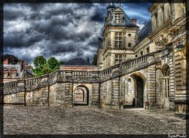 Fontainebleau II by digitalminded