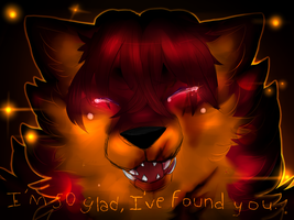 I'm so glad...I've found you... [ OC ] by Dream-Yaoi