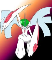 Pokemon: Mega Gallade