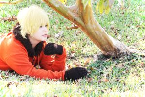Kenny McCormick: Becoming One With Nature by II2DII
