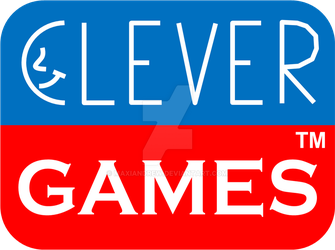 Clever Games logo (2019) by maxiandrew