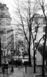 Montmartre by Engulfed-In-Darkness