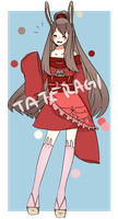 [ADOPTABLE] adopt auction #4 -- closed by tateragi