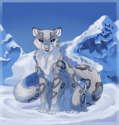 Snowy Trade by mereni