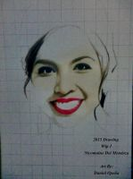 yaya dub (failed drawing XD) (2015) by nielopena