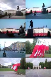 May 2 Flag Day in Poland by SoundOfColor