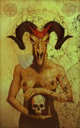 DOOM: The Icon of Sin by Deimos-Remus