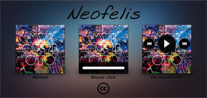 Neofelis (CAD) by rm005759