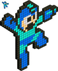 Blue Bomber by happylonliness