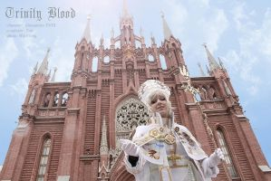 Trinity Blood by Warrrning