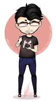 Markiplier by doctorpsychedelika
