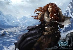 Ygritte by Blackfoxst