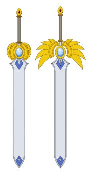 She-Ra Sword Re-Design Dual Phase by zentron