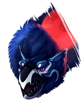 An Angry Son by VulonVen
