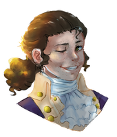 I'm John Laurens in the place to be! by Moochacinno