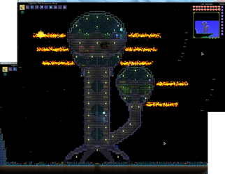 Terraria-04-Harpy Killer by Unfiltered-N