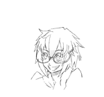WS: Joel With Ridiculously Oversized Glasses by Jiyuria