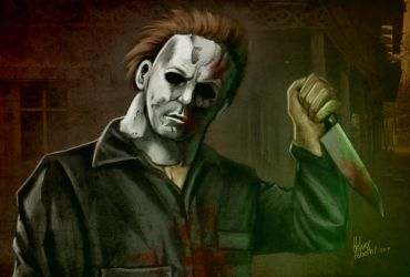 Michael Myers by HelverAsbeth