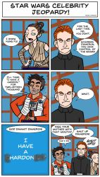 Star Wars Jeopardy: Hardon by greensprout