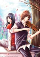 Melody_of_Love_BY_SUKI by SUKIBLOG