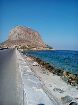 Monemvasia by foxmarina
