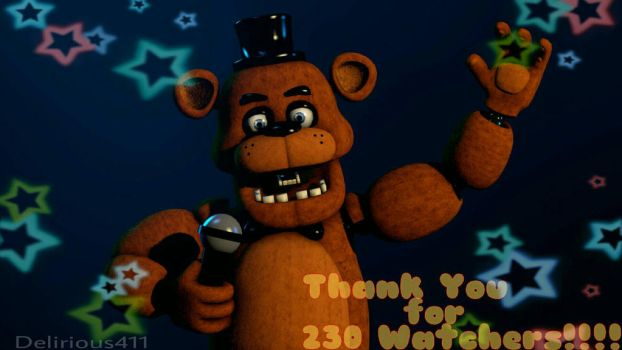 230 Watchers!!!! by Delirious411