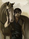 Wild Wild West by AonikaArt