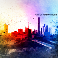City of Blinding Lights by elcrazy
