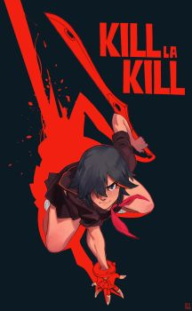 KILL la KILL by pixmilk