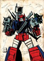 G2 Sideswipe colors by dcjosh