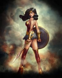 Wonder Woman by Fpeniche
