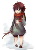 Little Seto by pianorei