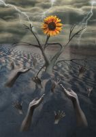 Surrealism - Save The World by puiyeel