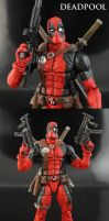 Classic Deadpool Marvel Legends by Jin-Saotome