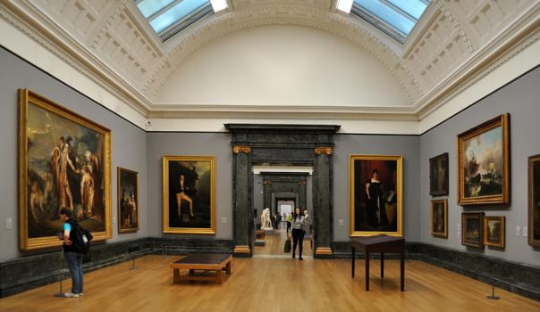 Tate Britain by monophoto