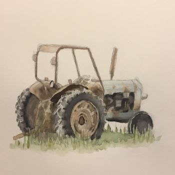 Fordson by Henribe